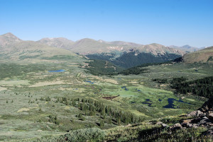 Like this one from Mt. Bierstadt!